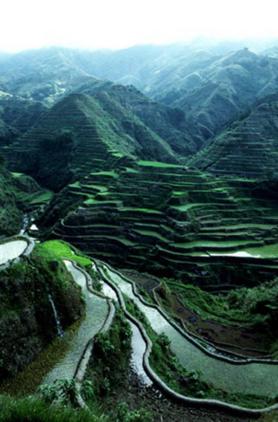 Banaue Rice Terraces, in Ifugao Stairway to Heaven Philippines   _05