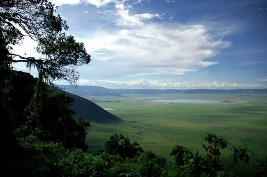 Ngorongoro Crater The Garden of Eden in Africa Tanzania (1)