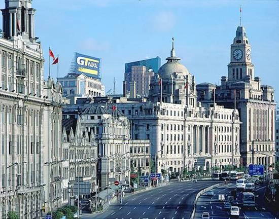 The-Bund-Area-in-Shanghai