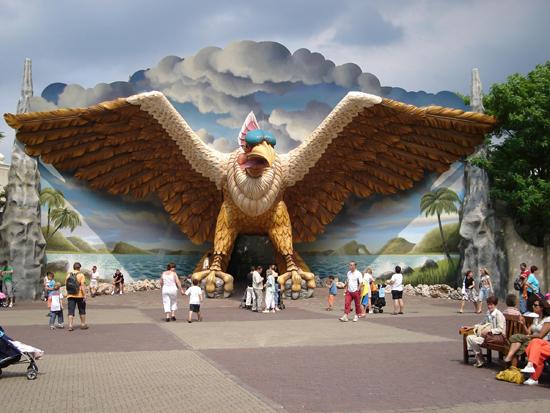 Efteling theme park netherlands holiday attractions for Amusement park netherlands
