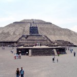 Mexico Holiday, Teotihuacan Pyramid, Place of The Gods