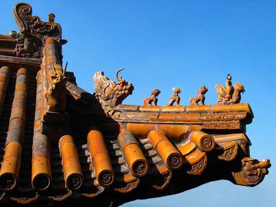 roof-of-the-forbidden-city