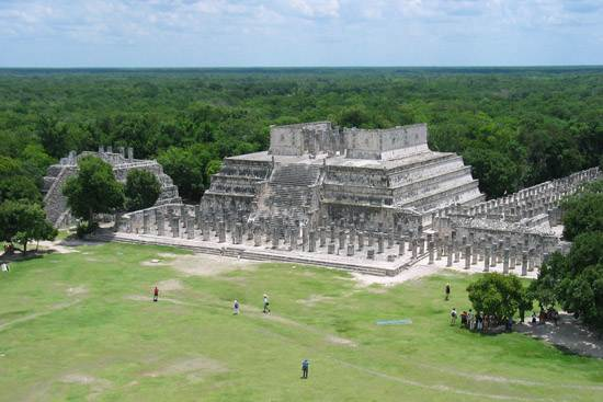 templo-de-los-guerreros-temple-of-the-warriors