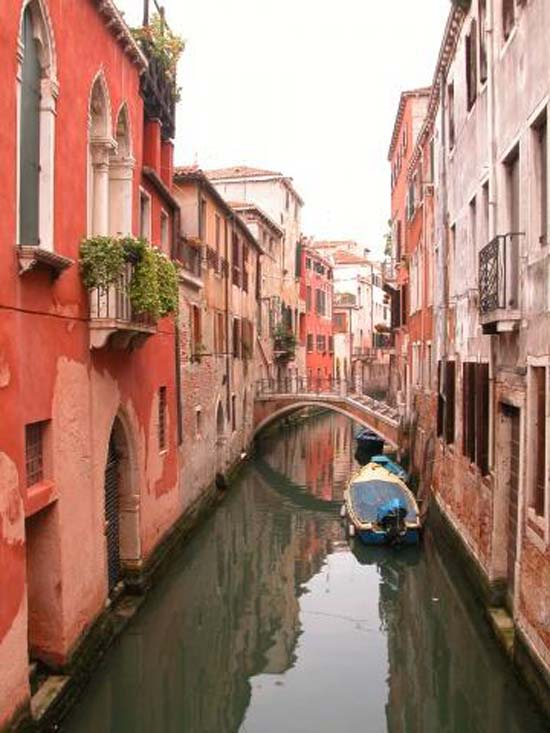 Traveling To Italy Canals Of Venice The City Of Lovers