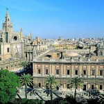 Traveling to Spain Cathedral of Seville   Gothic cathedral