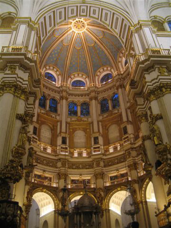 Traveling to Spain Cathedral of Seville Gothic cathedral ...