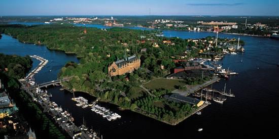 Sweden Stockholm  The Land of Natural Beauty (3)