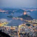 Traveling to  Brazil Harbor of Rio de Janeiro Largest bay