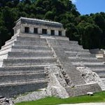 Traveling to Mexico   Palenque   Mayan Temple