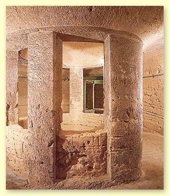Catacombs Of Kom El Shoqafa The Mother Of All Wonders, Alexandria (1)