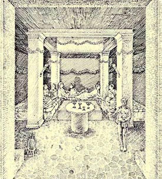 Catacombs Of Kom El Shoqafa The Mother Of All Wonders, Alexandria (2)