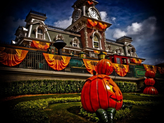 in addition to many favorite disney - Disney Halloween Orlando
