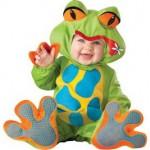 Happy Halloween Holiday With Baby Girl Halloween customs