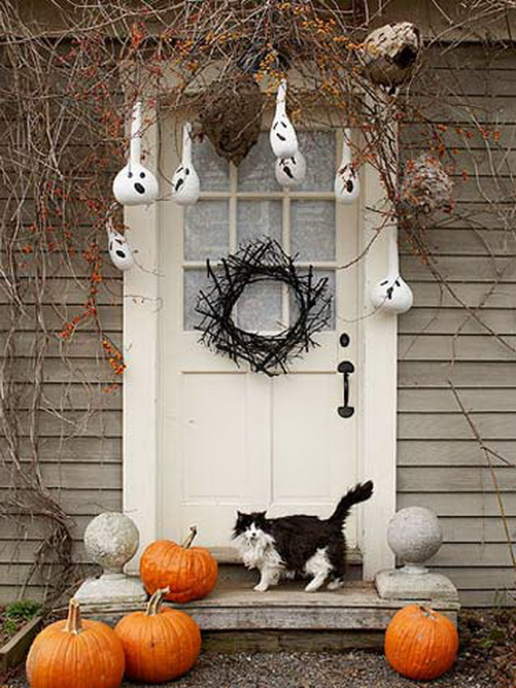 related posts halloween holiday with indoor decoration - Halloween Door Decorating Ideas