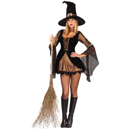 Fancy Witch Dress Ideas for Halloween Holiday Season - family ...