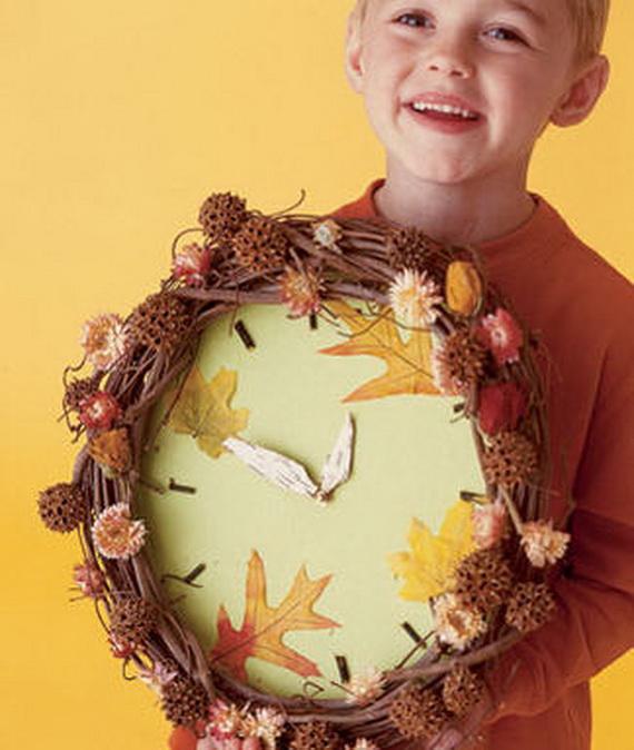 Поделки тему осень для садика