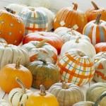 Family Fun with Painted Pumpkins