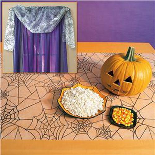 Halloween Holiday With Indoor Decoration