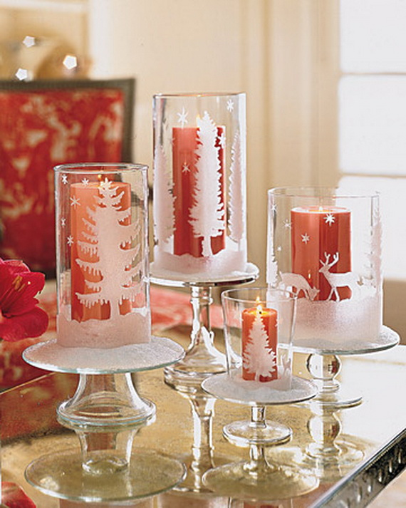 A New Look for Your Christmas Holiday Table_02