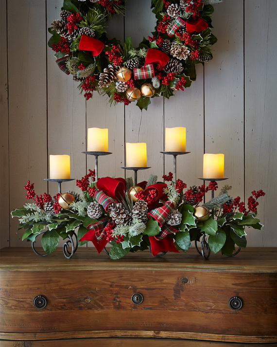 A New Look for Your Christmas Holiday Table_05