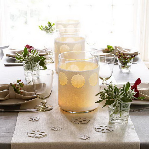 A New Look for Your Christmas Holiday Table_11