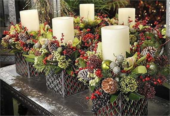 A New Look for Your Christmas Holiday Table_12