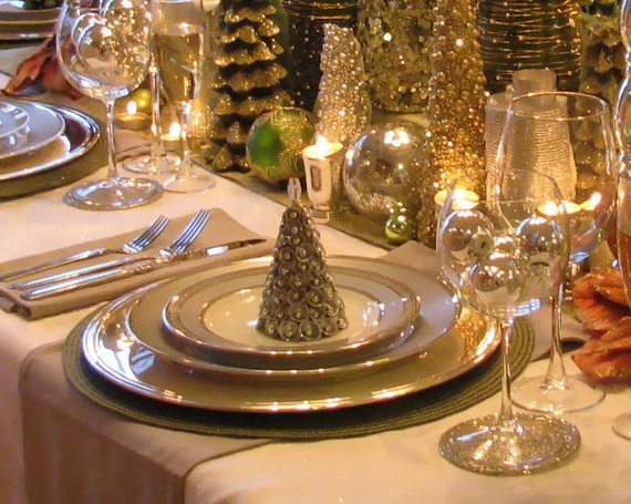 A New Look for Your Christmas Holiday Table_22