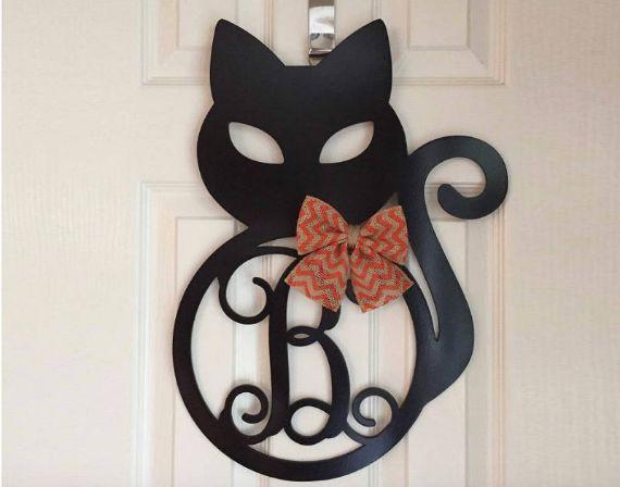 Blact-Cat-Halloween-Wreath-1