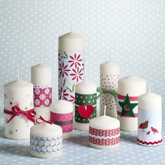 Christmas Candle Sets As Gifts for Holidays_14