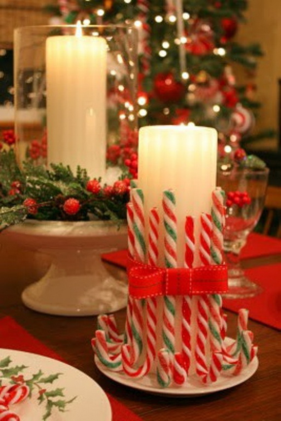 Christmas Candle Sets As Gifts for Holidays_39