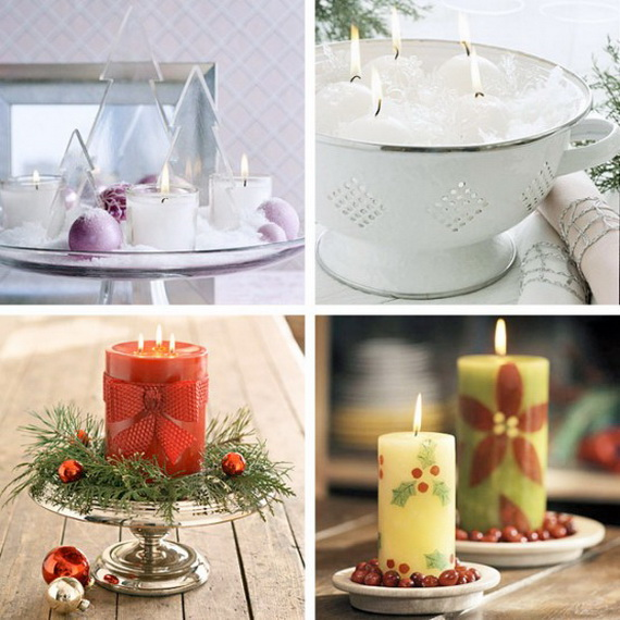 Christmas Candle Sets As Gifts for Holidays_44