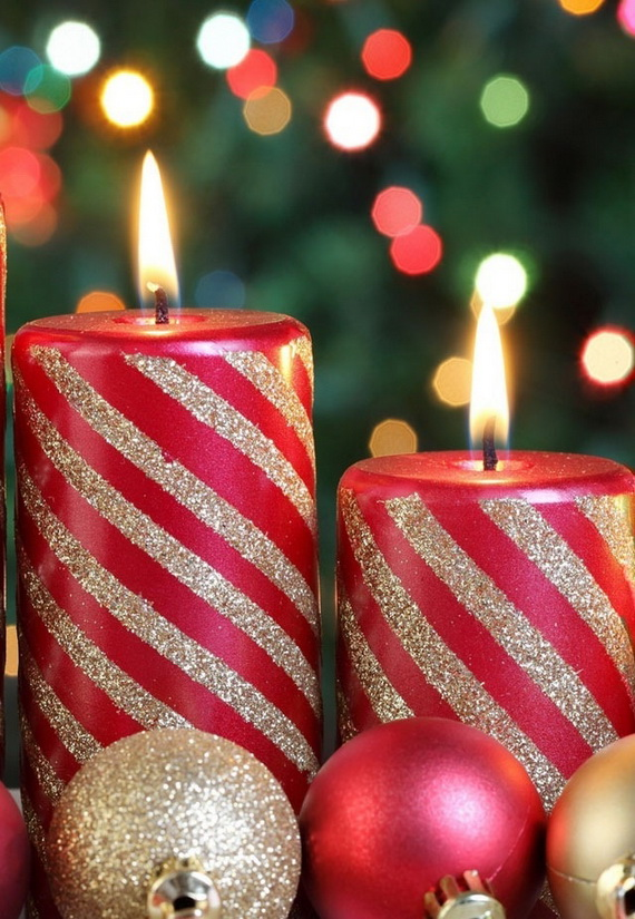Christmas Candle Sets As Gifts for Holidays_46
