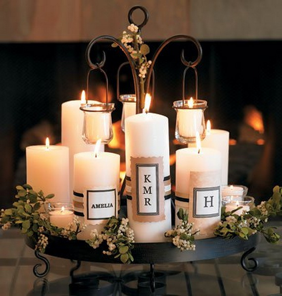Christmas Candle Sets As Gifts for Holidays_52