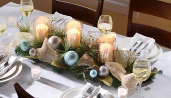 Cool Christmas Holiday Candles Decoration Ideas_02