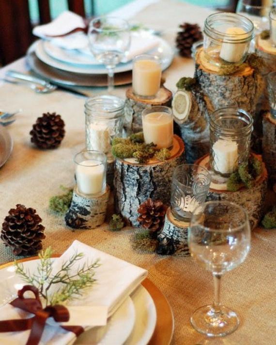 Creative Christmas Holiday Candles_36