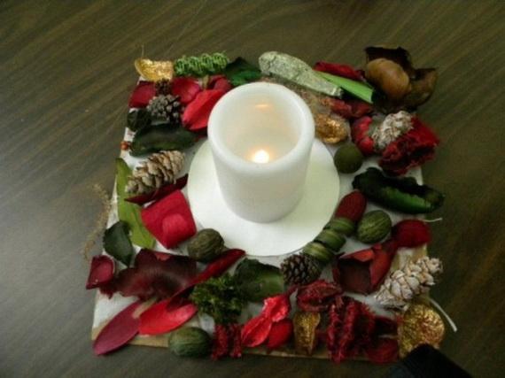 Creative Christmas Holiday Candles_48