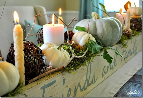 Easy and Elegant Thanksgiving Holiday Centerpieces_7