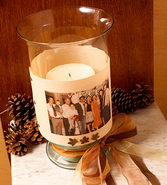 Exquisite  Candles  for Elegant Thanksgiving   Holiday_04