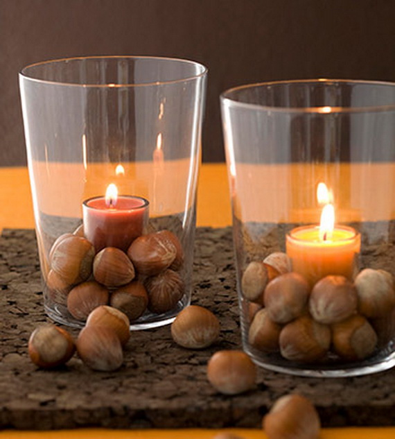 Exquisite  Candles  for Elegant Thanksgiving   Holiday_07