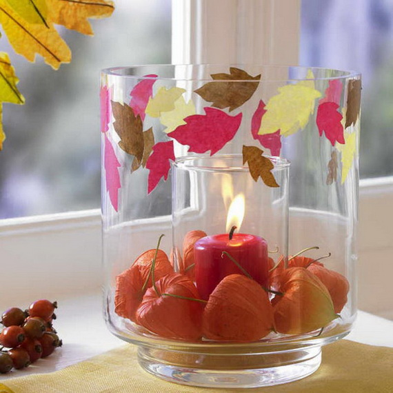 Exquisite  Candles  for Elegant Thanksgiving   Holiday_25