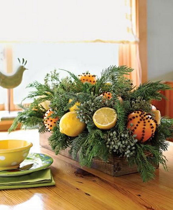 Family Fun With Easy Centerpiece Ideas On Thanksgiving
