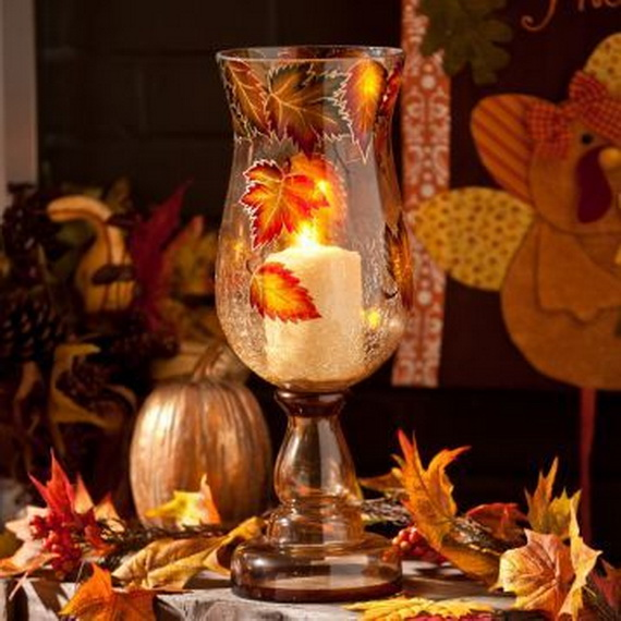 Family Fun With Easy Centerpiece Ideas On Thanksgiving_06