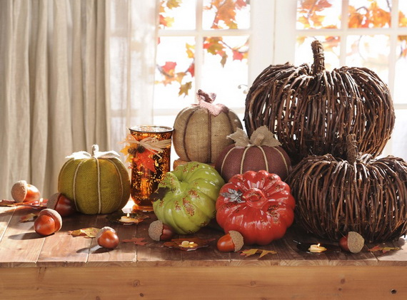 Family Fun With Easy Centerpiece Ideas On Thanksgiving_26