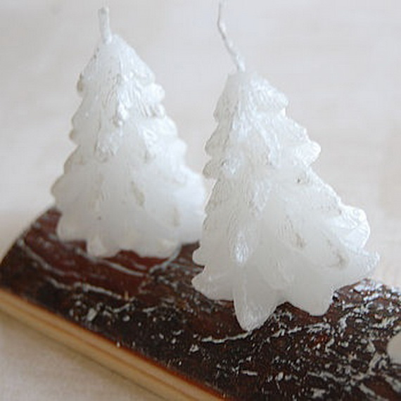 Holiday Decorating Ideas with Christmas Tree Candles_08