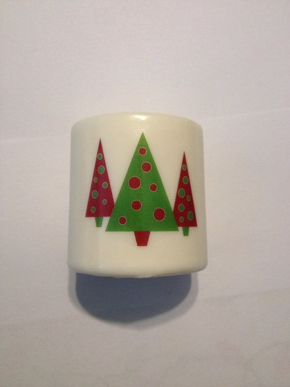 Holiday Decorating Ideas with Christmas Tree Candles_18