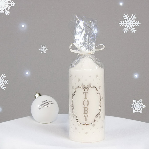 Holiday Decorating Ideas with Christmas Tree Candles_37