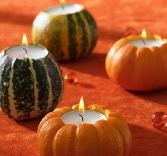 Thanksgiving Holiday Candle_44