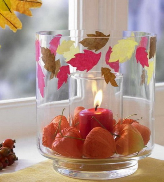 Thanksgiving Holiday Candle_56