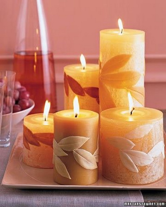 Thanksgiving Holiday Candle_64