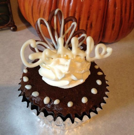 Thanksgiving Holiday Cupcakes Party Ideas_05